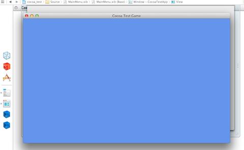 Cocoa + OpenGL